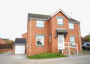 Thumbnail 4 bed detached house for sale in Park Lane, Pinxton, Nottingham
