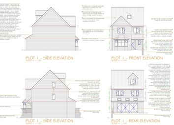 Thumbnail 4 bed detached house for sale in Gladstone Street, Heanor