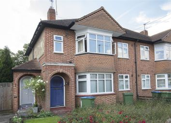 Thumbnail 1 bedroom maisonette for sale in Warwick Road, Thames Ditton, Surrey