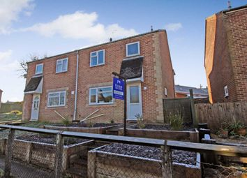 Thumbnail 3 bed semi-detached house for sale in Bournemouth Road, Blandford St. Mary, Blandford Forum