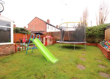 Thumbnail 4 bed semi-detached house for sale in Laburnum Road, Denton, Manchester