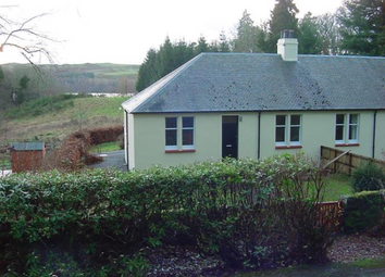 Thumbnail 2 bed detached house to rent in Earlstoun Cottage East, Dalry