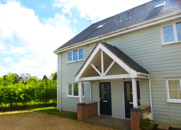 Thumbnail 3 bedroom end terrace house for sale in Saham Road, Watton, Thetford