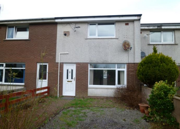 Thumbnail 2 bed terraced house to rent in 38 Barnett Road, Heathhall, Dumfries, 3Ru