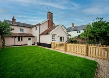 Thumbnail 4 bed detached house for sale in The Street, Dickleburgh, Diss, Norfolk