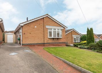 Thumbnail 2 bed bungalow for sale in York Close, Market Bosworth, Nuneaton