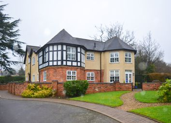Thumbnail 2 bed flat for sale in Linthurst Road, Blackwell, Bromsgrove