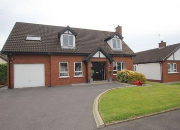Thumbnail 4 bedroom detached house for sale in Parklands, Antrim