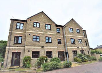 Thumbnail 2 bed flat to rent in Mereside, Waterloo, Huddersfield