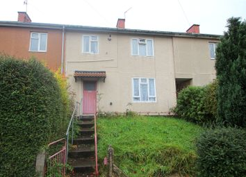 Thumbnail 3 bedroom terraced house for sale in Bishport Avenue, Hartcliffe, Bristol