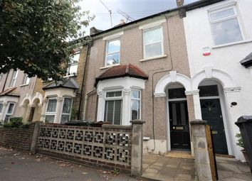 Thumbnail 2 bed terraced house to rent in Clacton Road, Walthamstow, London