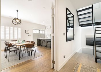 Thumbnail 3 bed mews house to rent in Clarendon Mews, London