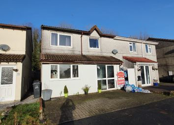 4 bed semi-detached house for sale in Ferndale Close, Woolwell, Plymouth PL6