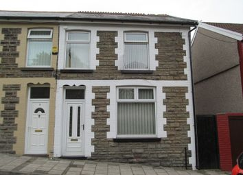 Thumbnail 2 bed semi-detached house for sale in Packers Road, Porth