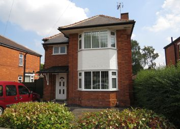 Thumbnail 3 bed detached house for sale in Windsor Road, Newark