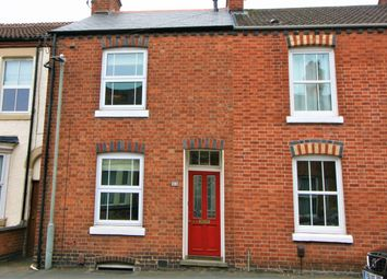 Thumbnail 2 bed end terrace house for sale in Caldecott Street, Rugby