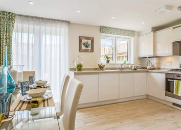 Thumbnail 1 bed terraced house for sale in Plot 8, Meridian Waterside, Southampton