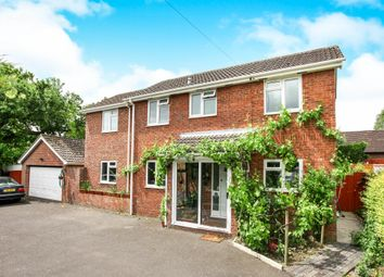 Thumbnail 5 bed detached house for sale in Tidworth Road, Allington, Salisbury