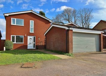 Thumbnail 5 bed detached house for sale in Henstead Road, Hethersett, Norwich