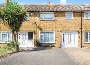 Thumbnail 3 bed terraced house for sale in Blyth Avenue, Shoeburyness