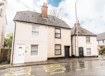 Thumbnail 2 bed semi-detached house for sale in Mill Road, Sturry, Canterbury