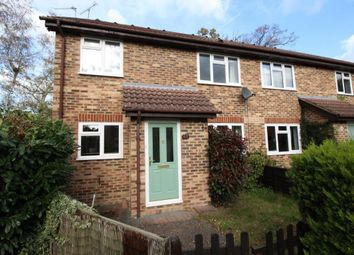 Thumbnail 2 bed end terrace house for sale in Church Crookham, Fleet