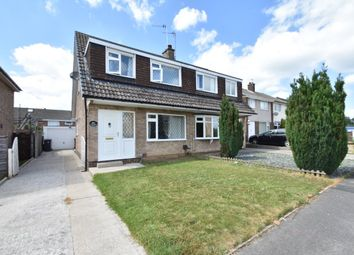 Thumbnail 3 bed semi-detached house for sale in Arundel Street, Garforth, Leeds