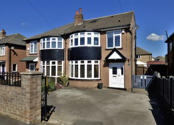 Thumbnail 4 bed semi-detached house for sale in Whitkirk Lane, Leeds