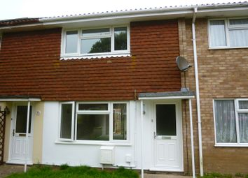 Thumbnail 2 bed terraced house to rent in Hayley Road, Lancing