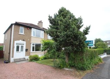 Thumbnail 3 bed semi-detached house to rent in Avon Avenue, Bearsden, Glasgow