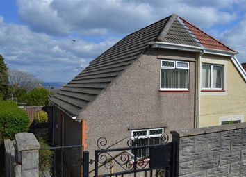 Thumbnail 2 bed semi-detached house for sale in Tanymarian Road, Swansea
