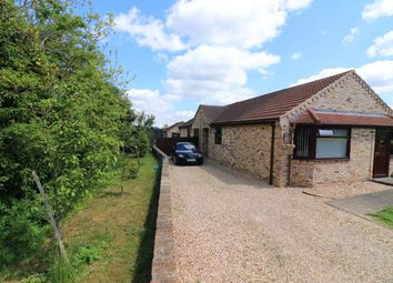 Thumbnail 5 bed bungalow for sale in Scothern Lane, Langworth, Lincoln