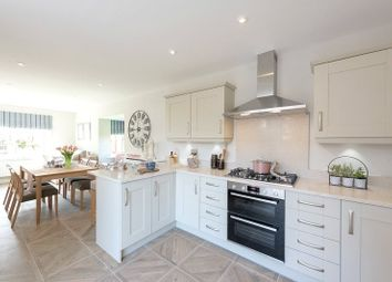 Thumbnail 4 bed detached house for sale in Plot 28, Heathcote Grange, Leicester Lane, Great Bowden, Market Harborough