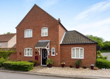 Thumbnail 3 bed link-detached house for sale in John Franklin Way, Erpingham, Norwich