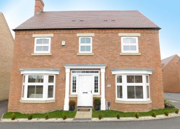 Thumbnail 4 bed detached house for sale in Sorrel Drive, Stotfold, Hers