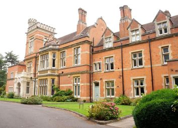 Thumbnail 2 bed flat to rent in Chadwick Manor, Warwick Road, Knowle, Solihull