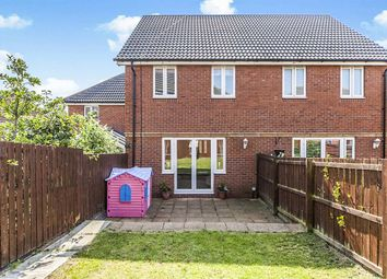 Thumbnail 3 bed terraced house for sale in Kineton Way, Hawksley Grange, Sunderland