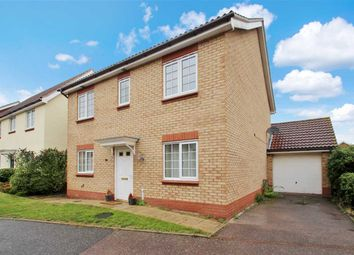 Thumbnail 4 bed detached house for sale in Turnbull Close, Grange Farm, Kesgrave, Ipswich