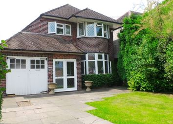 Thumbnail 3 bed detached house for sale in Walmley Road, Sutton Coldfield, West Midlands