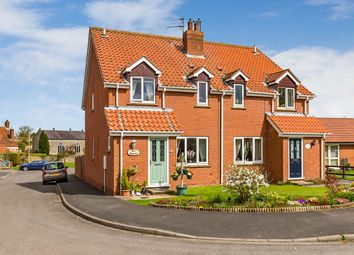 Thumbnail 3 bed semi-detached house for sale in Porch Farm Close, Slingsby, York