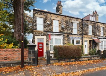 Thumbnail 3 bed end terrace house for sale in Burrowlee Road, Sheffield