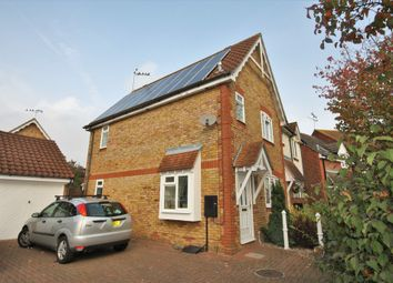 Thumbnail 3 bed semi-detached house for sale in Nash Drive, Broomfield, Chelmsford