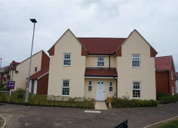 Thumbnail 4 bedroom detached house for sale in Dudding Walk, Stanton