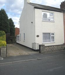 Thumbnail 2 bed property to rent in Hallgate, Holbeach, Spalding