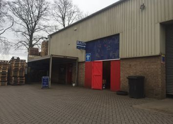 Thumbnail Light industrial for sale in Station Approach Industrial Estate, Station Approach, Oakham