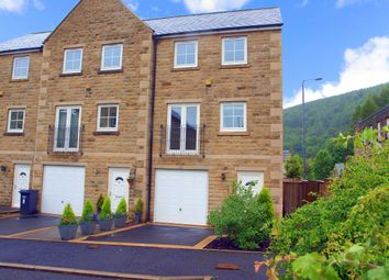 Thumbnail 4 bed town house for sale in Ivy Place, Todmorden, West Yorkshire