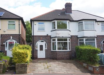 Thumbnail 3 bed semi-detached house for sale in Lindridge Road, Erdington, Birmingham