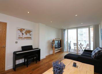 Thumbnail 1 bed flat to rent in Wharf Mill Apartments, Haggerston