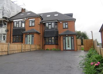 Thumbnail 4 bed semi-detached house for sale in New Road Close, High Wycombe