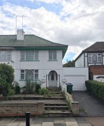 Thumbnail 3 bed semi-detached house for sale in Watford Road, Harrow, Middlesex
